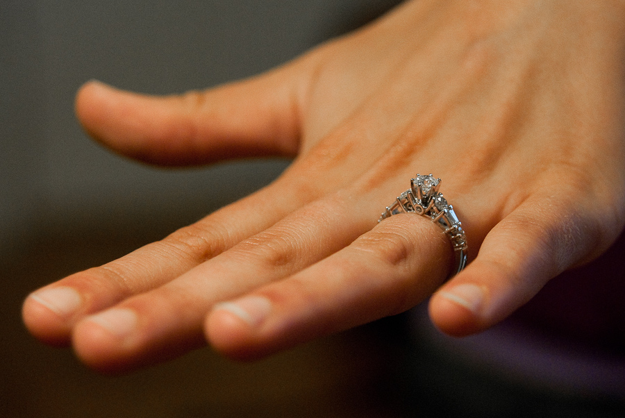 Desiree's Engagement Ring – Clare Bayley