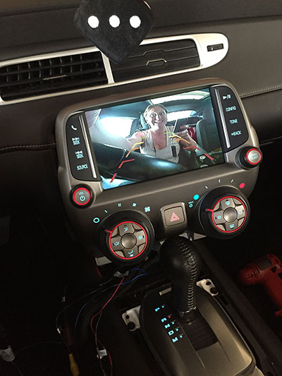 hookups4 how to install the emerald solutions oem integrated camaro backup camera
